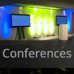 AV Hire for Conferences in Oxfordshire