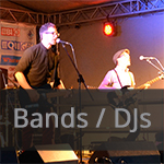 Band & DJ Pa Hire Oxfordshire
